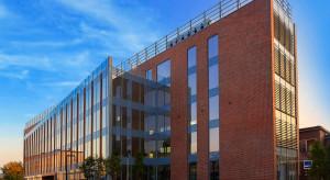 Nowy biurowiec w Szczecinie