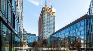 Kolejny etap biurowej inwestycji HB Reavis w Warszawie gotowy