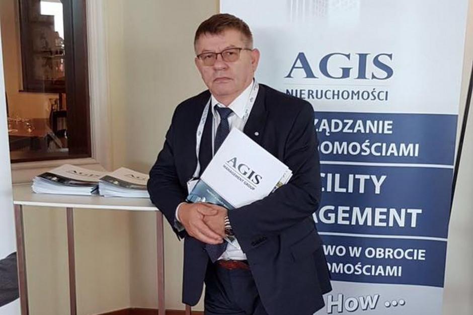 AGIS eliminuje papierowy obieg dokumentów