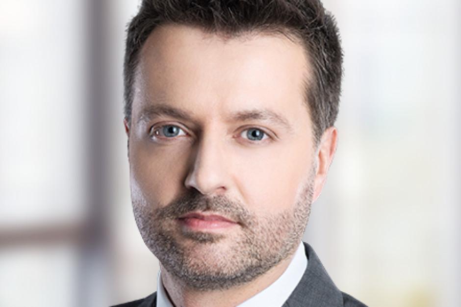 Marcin Malmon dołączył do KPMG. Zajmie się sektorem nieruchomości