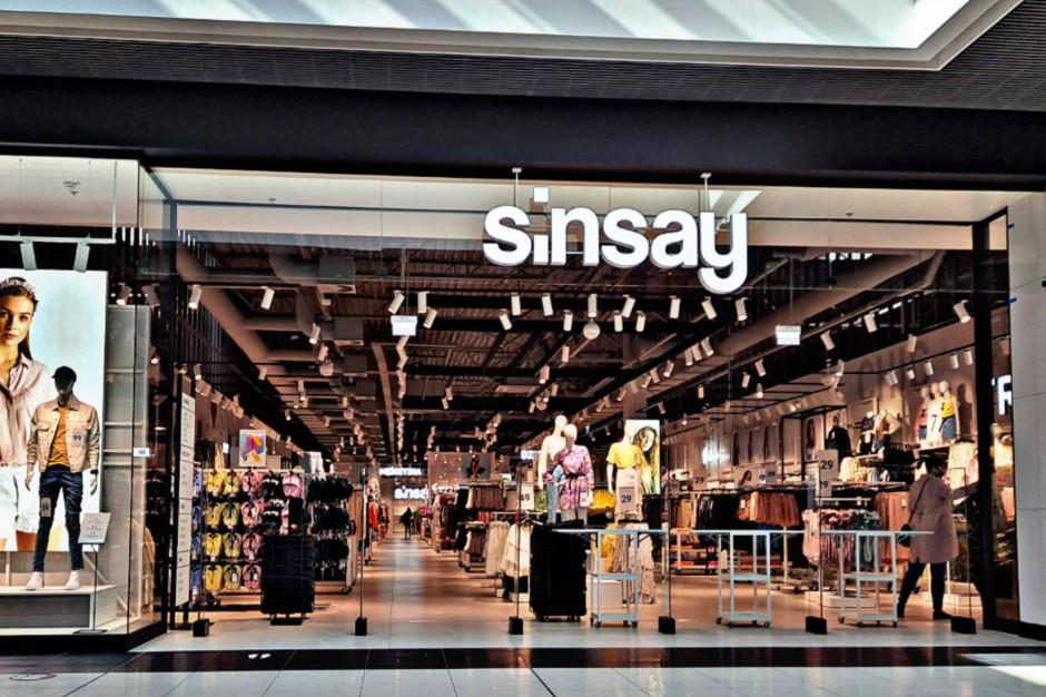 Galeria Veneda z powiększonym salonem Sinsay i Reserved