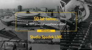 Katowicki Spodek kończy 50 lat. Debaty i koncerty to tylko część z przewidzianych imprez