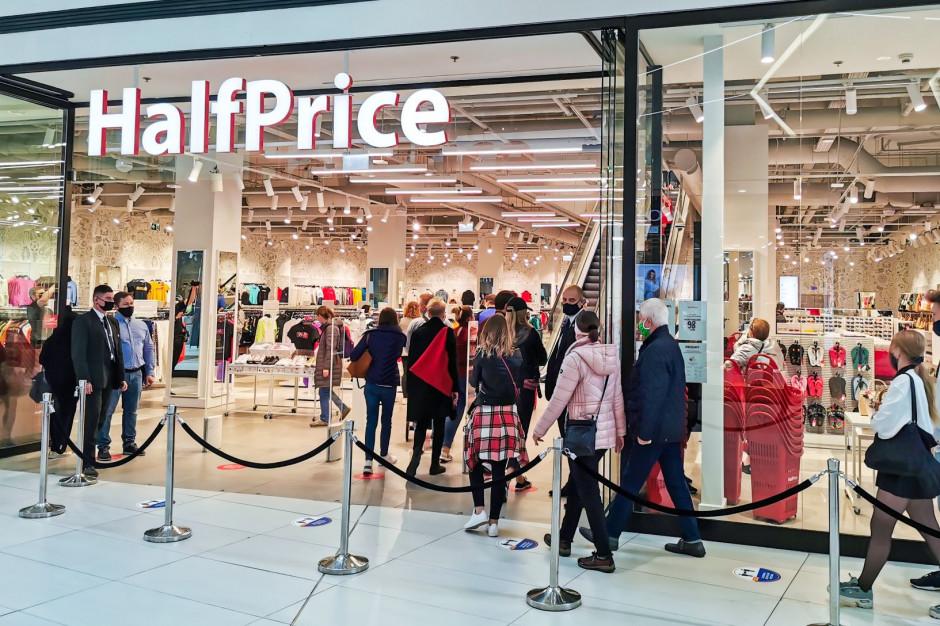 Galeria Północna z pierwszym w stolicy salonem HalfPrice