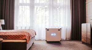 Oto pierwszy hotel w Polsce z antywirusowym oczyszczaczem powietrza