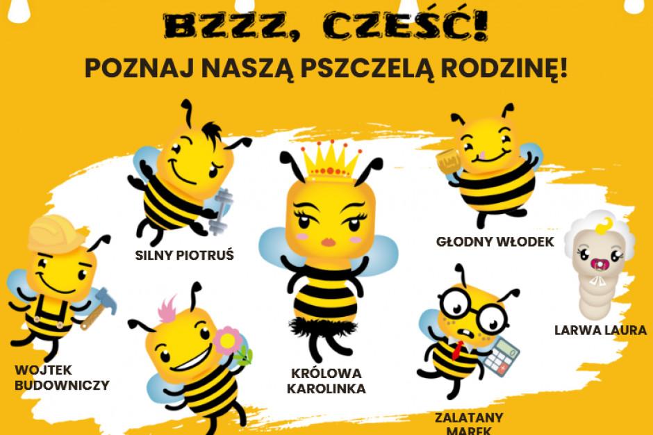 NEPI Rockcastle pomoże pszczołom