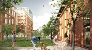 Gigantyczna inwestycja na poznańskim Łazarzu. Belgijscy deweloperzy szykują wielkomiejski mixed-use