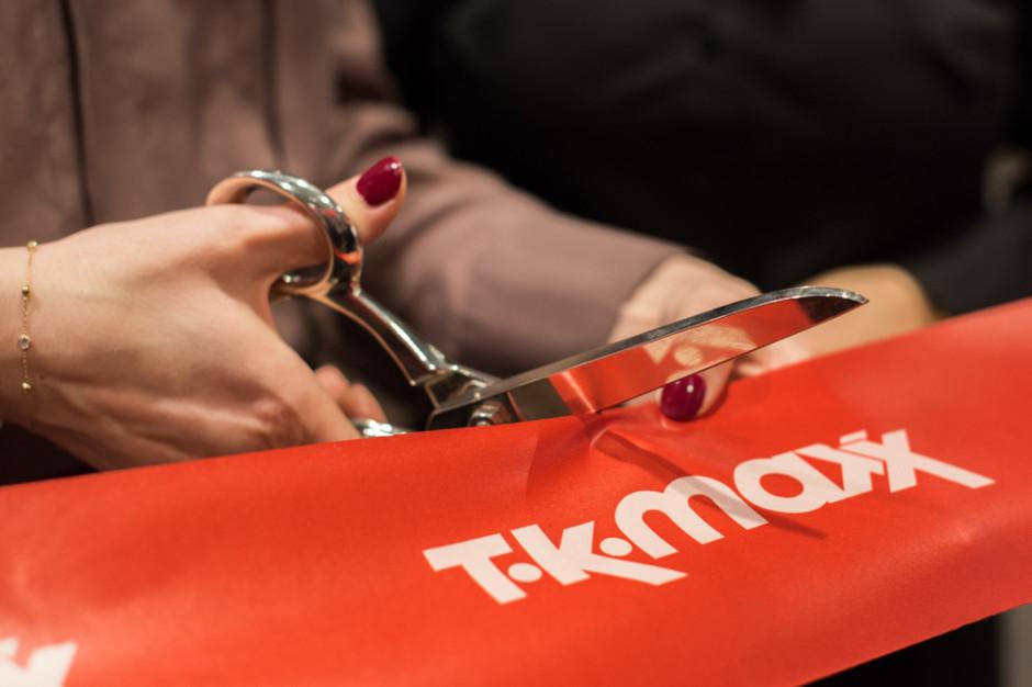TK Maxx zdobywa kolejny region. Nowy salon w galerii Trzy Korony