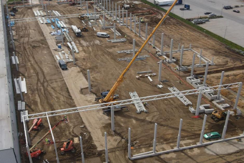 Prologis ma kontrakt na budowę kolejnego magazynu we Wrocławiu