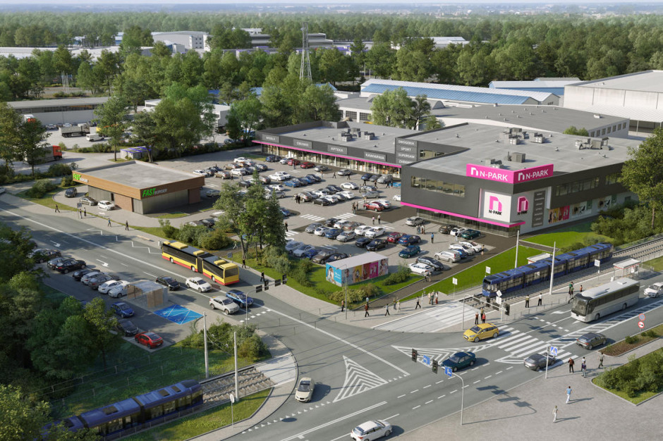 Nowy N-Park powstanie we Wrocławiu