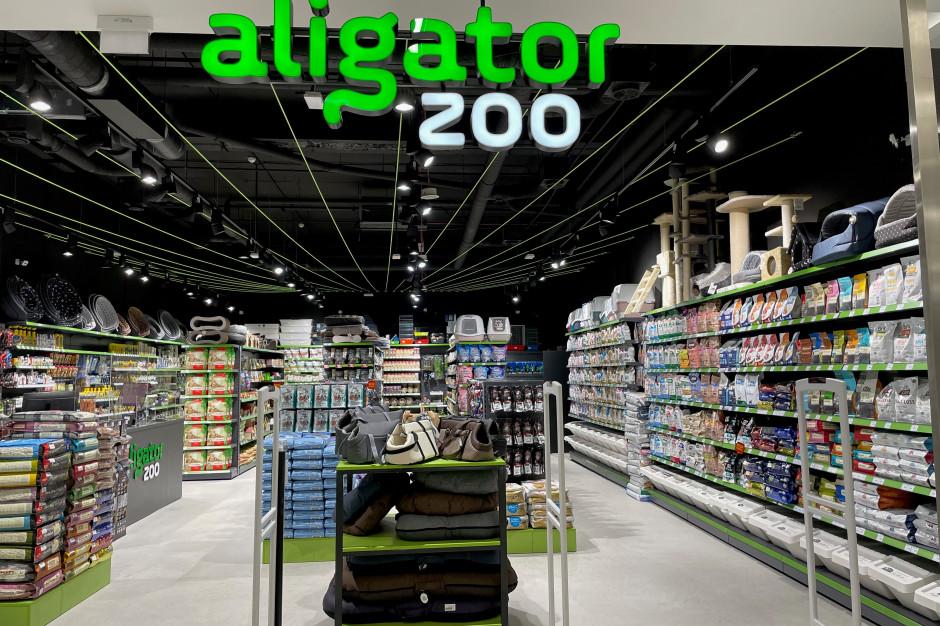 Aligator zagościł w Poznań Plaza. Sieć urosła do 10 sklepów