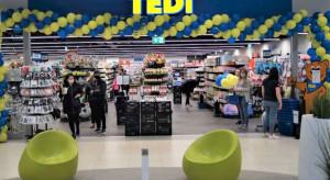 Pierwszy sklep sieci TEDi w Białymstoku