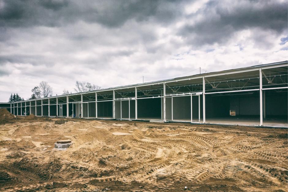 Zaglądamy na plac budowy pierwszego parku handlowego w Ząbkowicach Śląskich