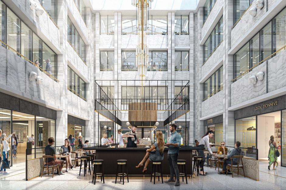 Globalworth wybiera Tétris na wykonawcę przebudowy wrocławskiej Renomy