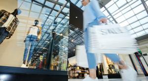 Galerie handlowe wracają do gry