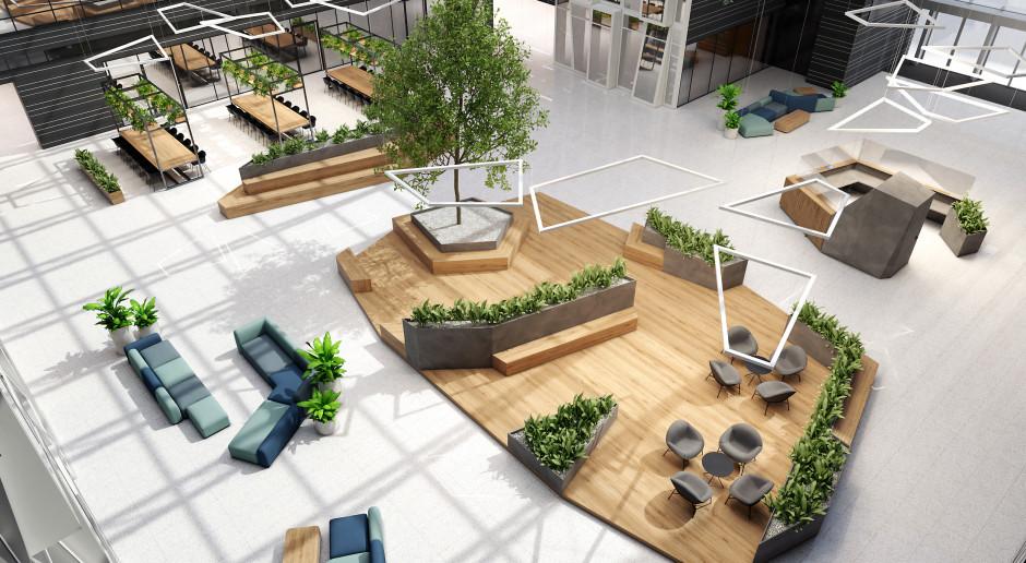 Zakończyła się I faza modernizacji biurowca Wola Center
