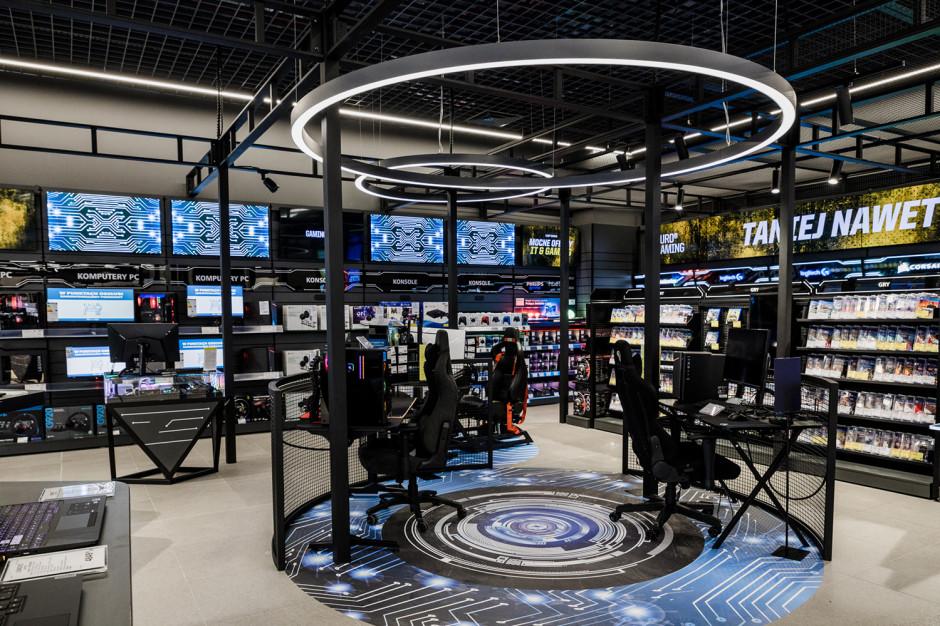 RTV EURO AGD zmodernizował salon w Galerii Mokotów