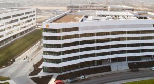 Shell w Krakowie to jedno z największych centrów biznesowych w Polsce. W planach dalszy rozwój