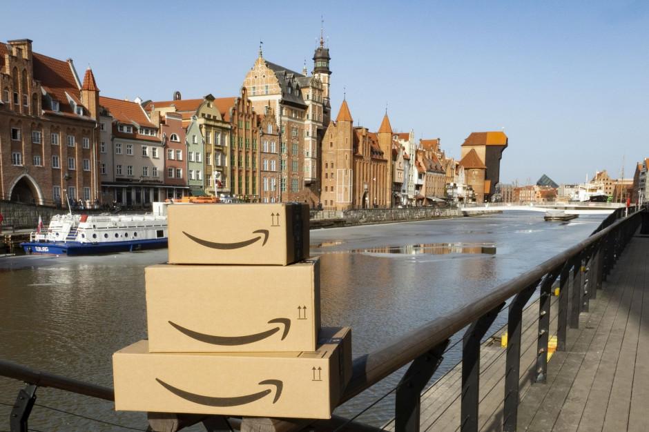 Amazon dalej inwestuje w Polsce. W centrum obsługi klientów w Gdańsku zatrudni 650 osób