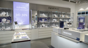 Swarovski otworzył pierwszy w Polsce salon outletowy