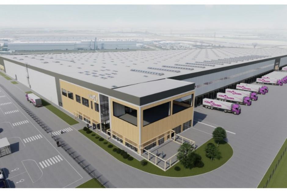 Mirbud wybuduje centrum magazynowo-logistyczne dla vidaXL