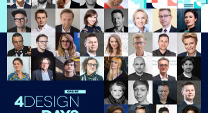 Jakie będą projekty jutra? Dziś startuje 4 Design Days Online!