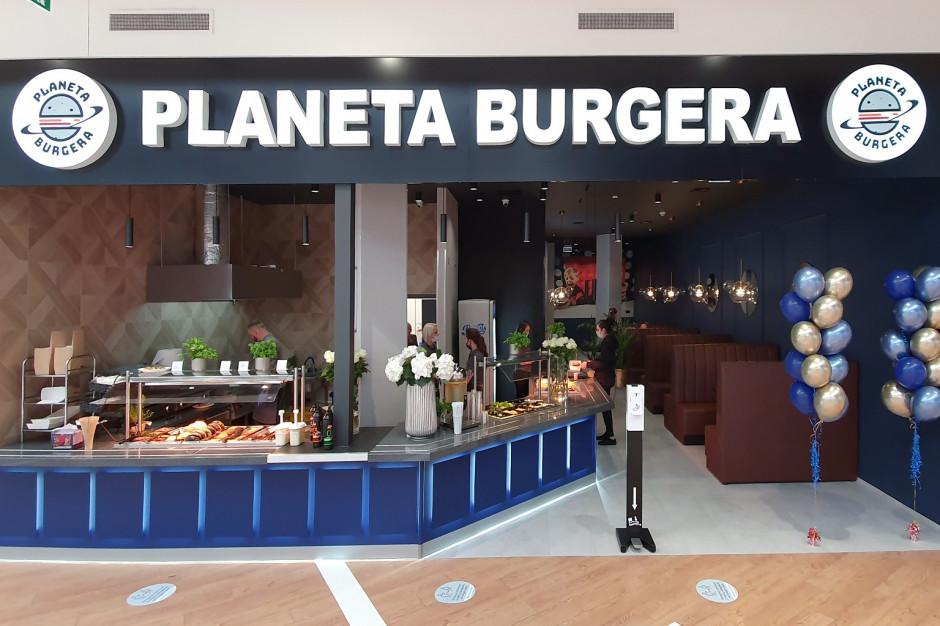 Galeria Sudecka wzbogaca ofertę o Planetę Burgera