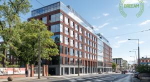 Giant Office w Poznaniu z certyfikatem BREEAM