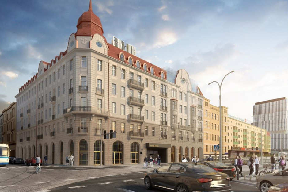 Accor łączy siły z Rafinem. Wrocławski Hotel Grand zamieni się w Mövenpick