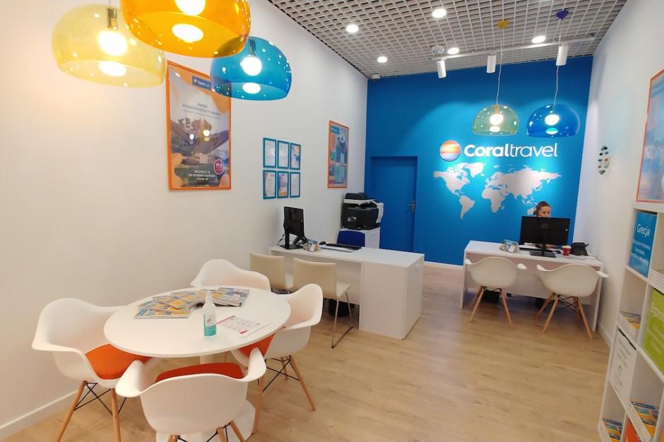 Coral Travel otworzył biuro podróży w Blue City