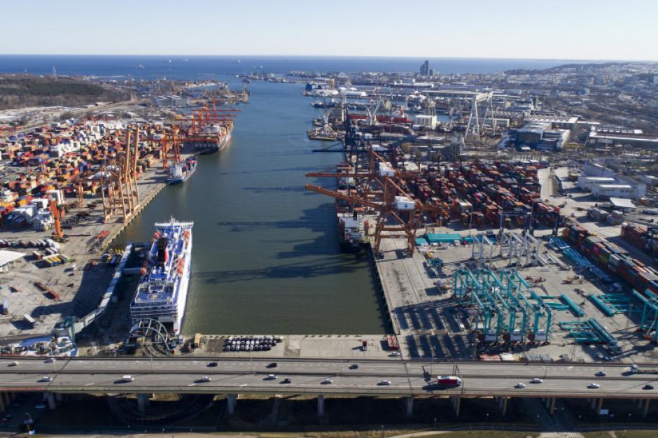 Port Gdynia podsumował półrocze