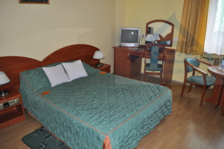 Warszawa: Hotel na Bemowie na sprzedaż