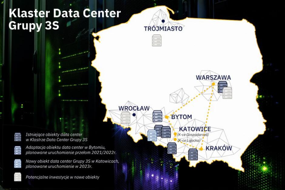 Na Śląsku powstaje klaster centrów danych. W planach: Warszawa, Gdańsk i Wrocław