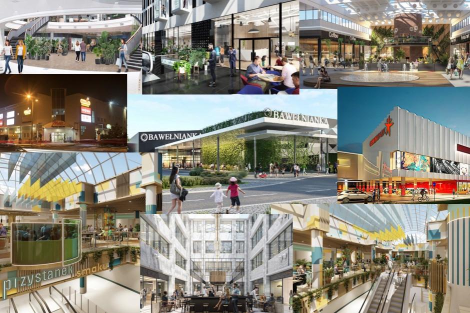 Te centra handlowe postawiły na nową jakość. Zobacz najciekawsze metamorfozy