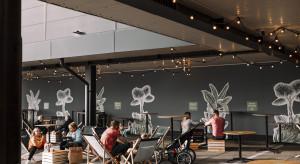 Od piątku strefa restauracyjna Magnolia Park rusza na pełnych obrotach