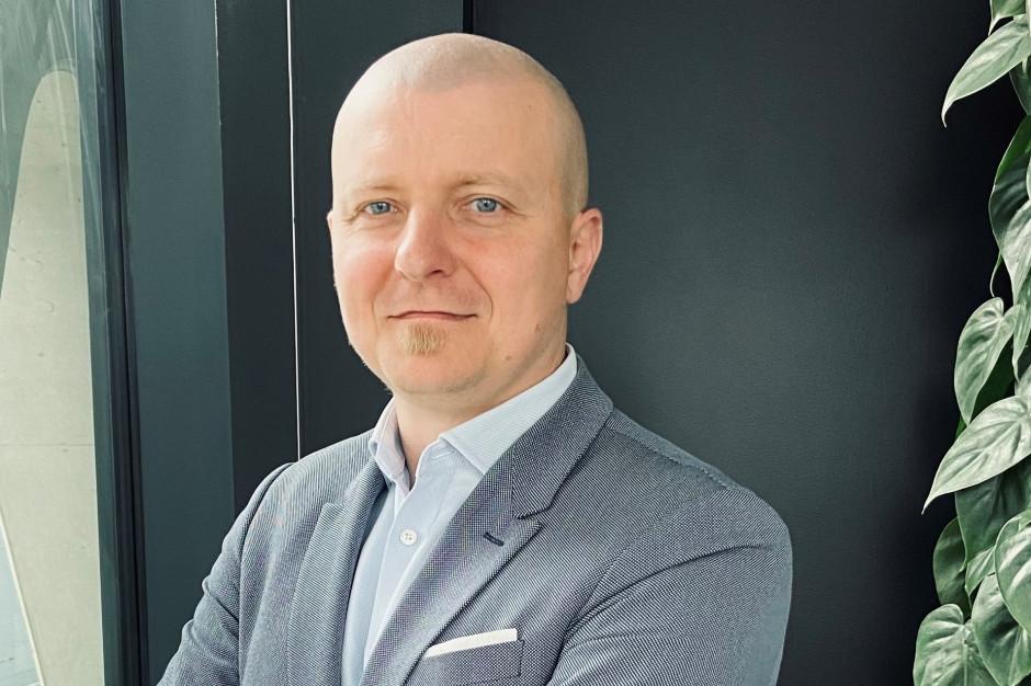 Nowy szef działu Industrial & Logistics w Walter Herz