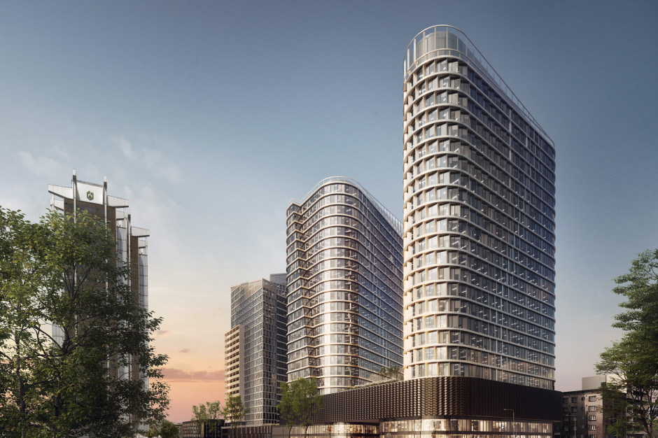 Hyland zajmie dwa piętra w wieży Global Office Park