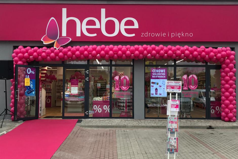 Hebe z pierwszą lokalizacją w Oleśnicy. To nie koniec otwarć