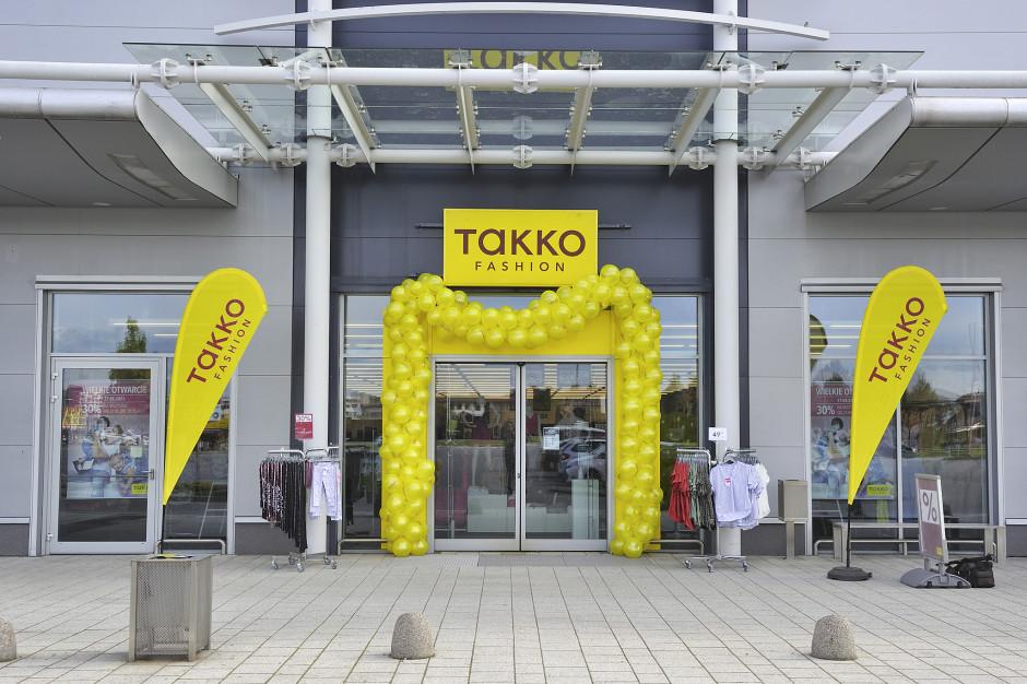 Takko Fashion powraca do CH Turawa Park
