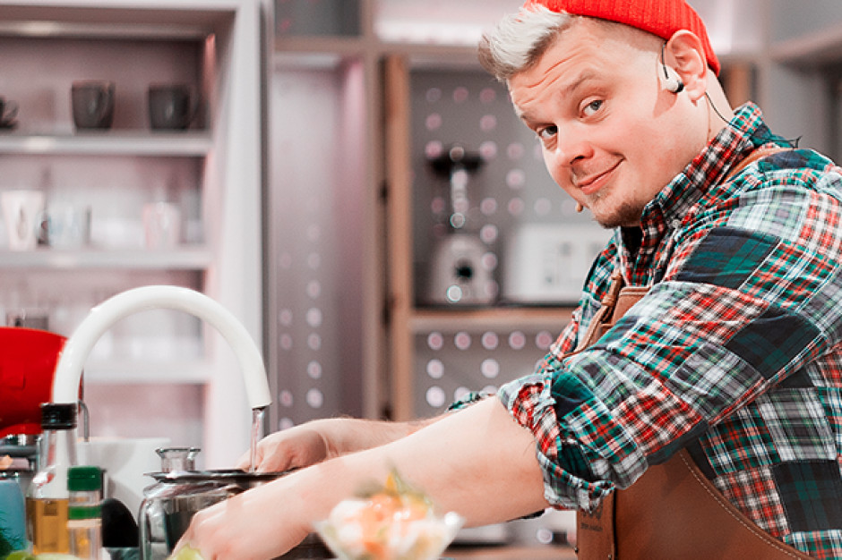 Najnowszy koncept gastronomiczny restauratora Jurka Sobieniaka