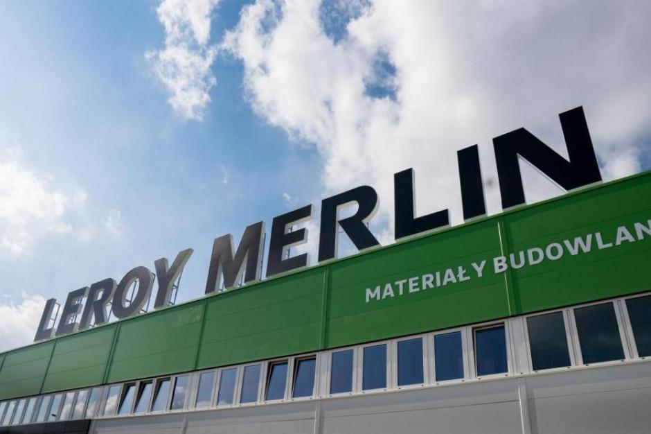 Sklep Leroy Merlin w Gdyni chce zatrudnić ponad 150 pracowników