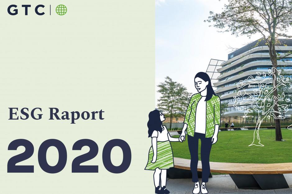 GTC z raportem środowiskowym ESG