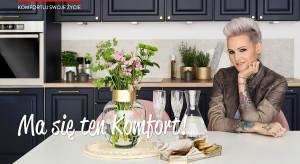 Agnieszka Chylińska w kampanii Komfortu