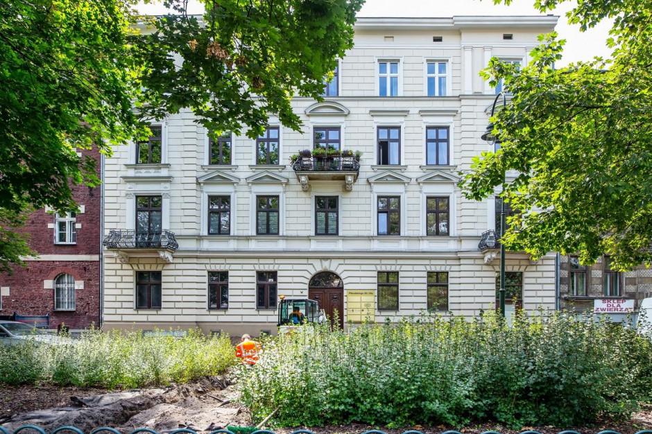 Biurowiec Marshal Center zamiast aparthotelu Cracovia Residence