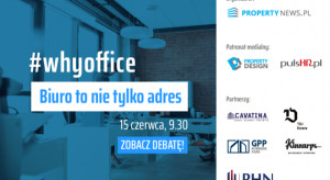#whyoffice. Biuro to nie tylko adres. Trwa debata PropertyNews.pl!