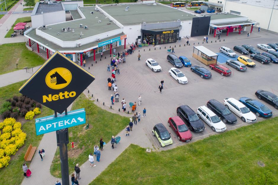 Netto nie hamuje. Kolejne sklepy w miejsce Tesco ruszył w Warszawie i Szczecinie