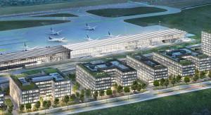 Pierwszy biurowiec Airport City pod skrzydłami zarządcy