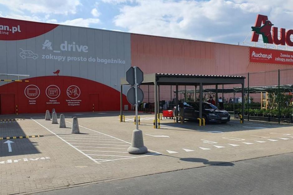 Auchan Retail Polska wprowadza kolejne rozwiązanie e-commerce