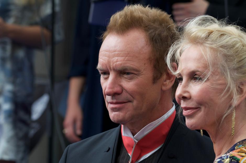 Sting i jego żona pomogą restauratorom w kryzysie