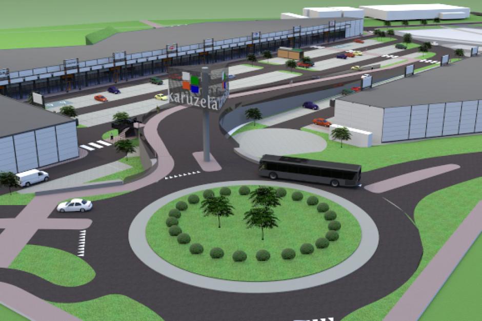 Karuzela zbuduje park handlowy na Śląsku