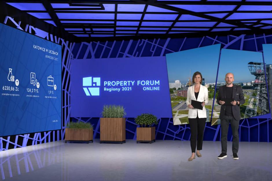 Trwa Property Forum Śląsk Online! Bądźcie z nami!